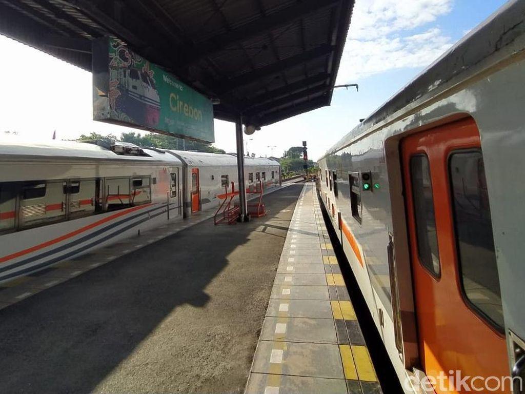Libur Idul Adha, Penumpang KA di Cirebon Meningkat