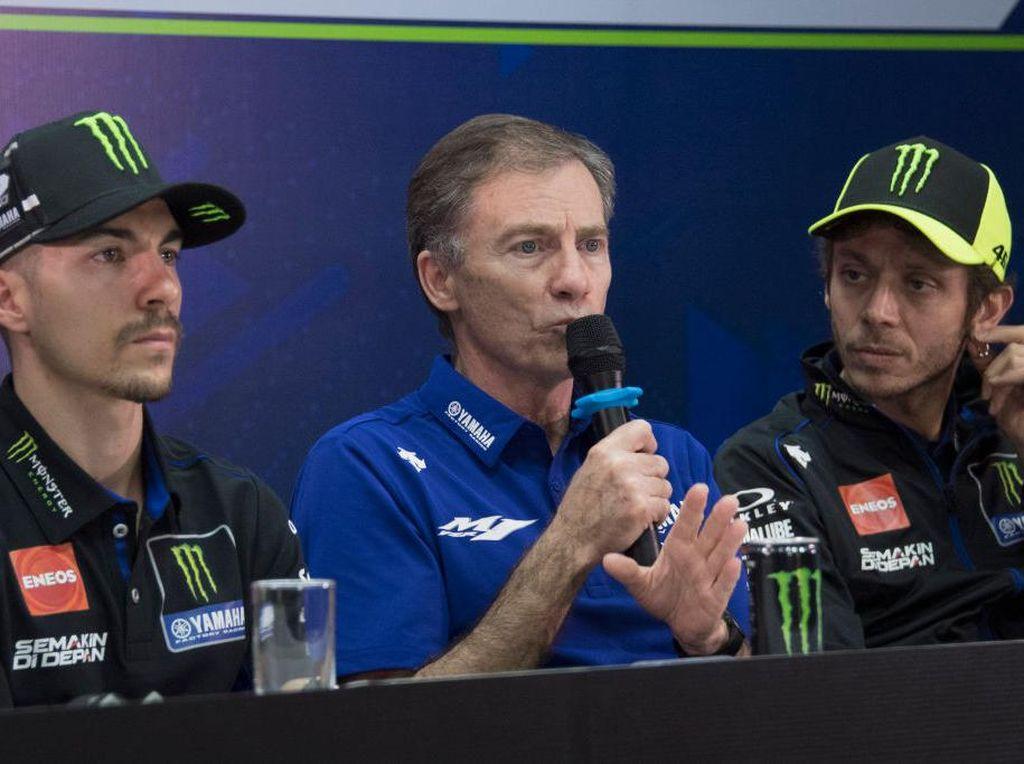 Yamaha Pastikan Masih di MotoGP sampai 2026