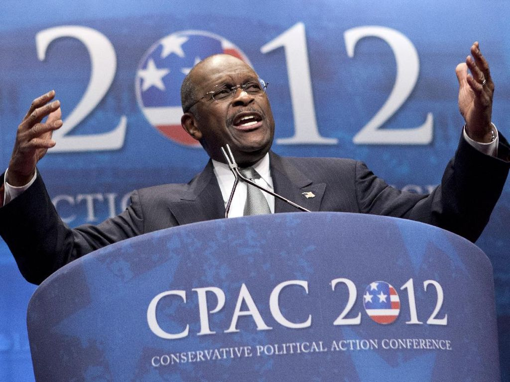 Herman Cain, Politikus AS yang Antimasker Meninggal Akibat Corona