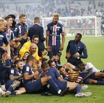 PSG, Juara Pertama dan Terakhir Piala Liga Prancis