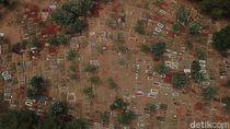Pemprov DKI Larang Pembukaan Petak Makam Baru