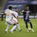 Piala Liga Prancis: PSG Juara Usai Kalahkan Lyon Lewat Adu Penalti
