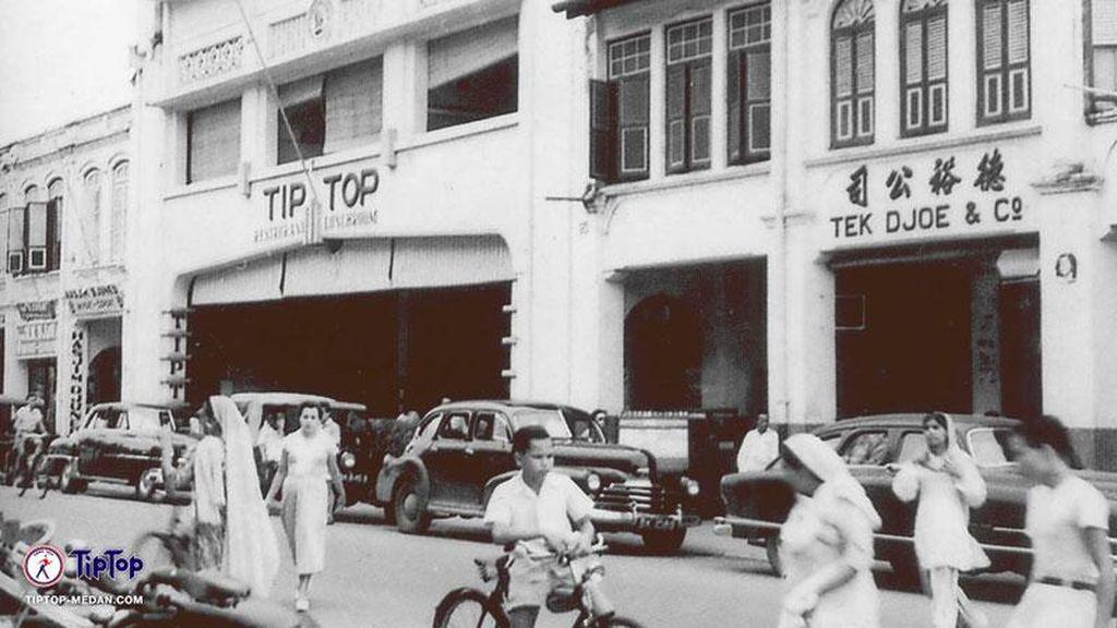 Klasiknya Restoran Tip Top di Medan yang Berdiri Sejak 1934
