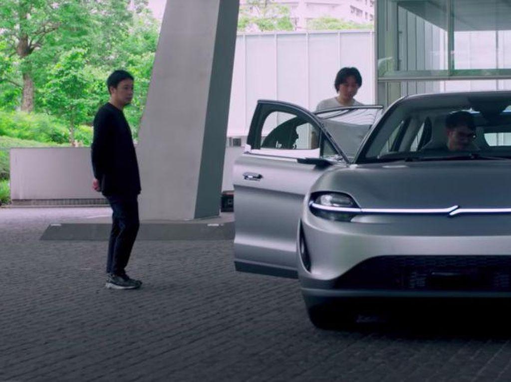 Mobil Listrik Sony Akan Segera Dites di Jalan Umum