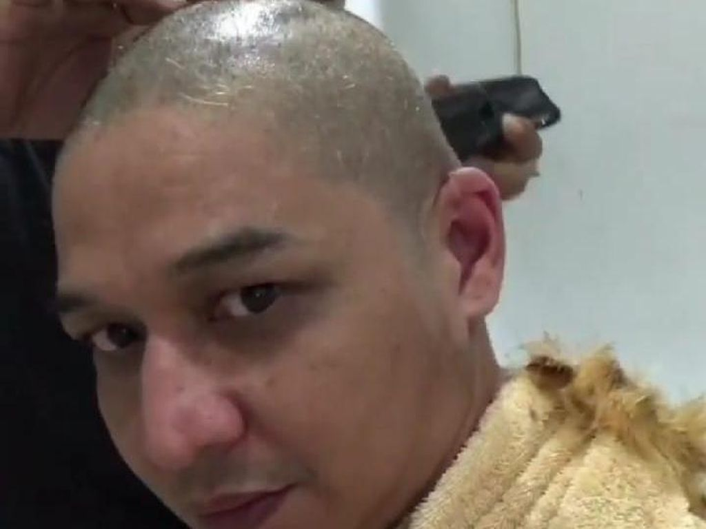 Pasha: Saya Sayang Banget sama Rambut Kemarin