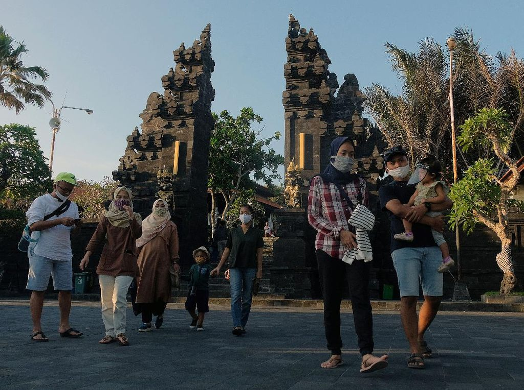 Sepekan Dibuka, Wisata Bali Aman Dikunjungi?