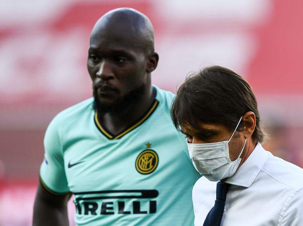 Conte Mengaku Tak Didukung Penuh Klub, Memang Benar?