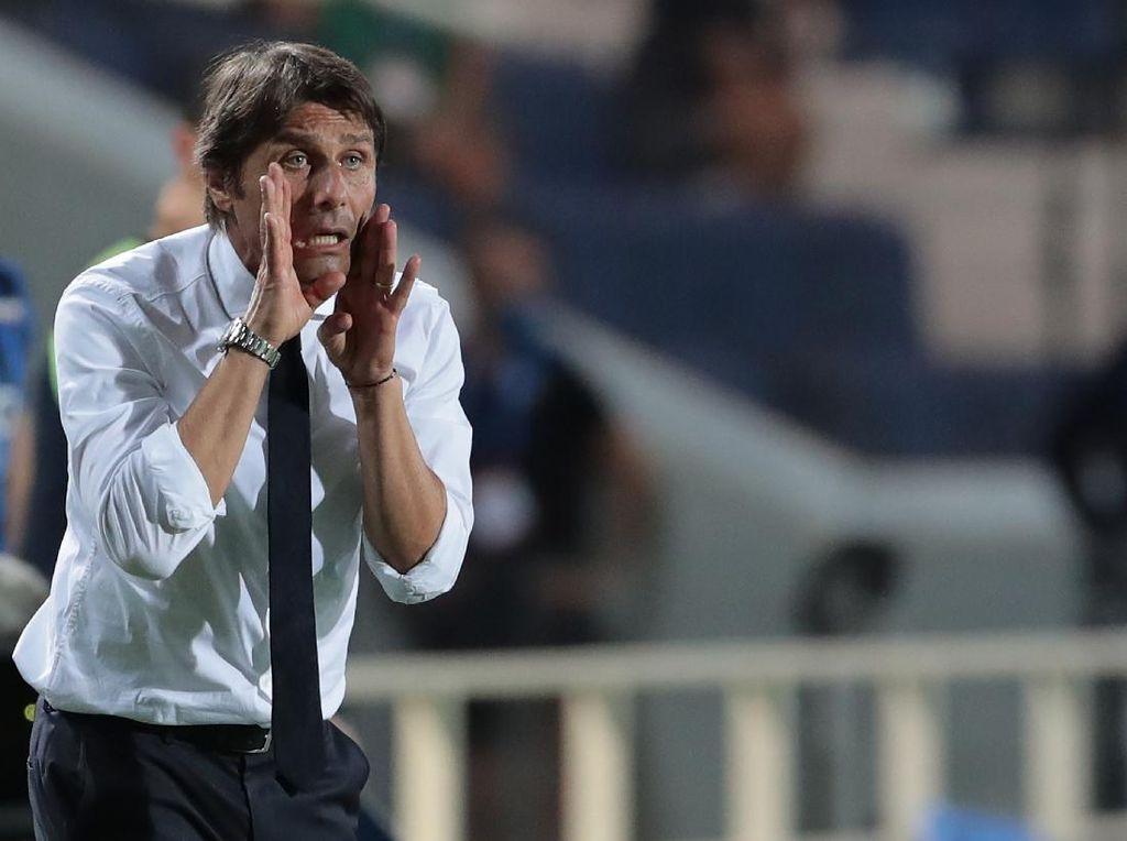 Inter Finis 1 Poin di Belakang Juventus, Conte: Gapnya Masih Besar