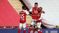 Arsenal Vs Chelsea: Menang 2-1, The Gunners Juara Piala FA
