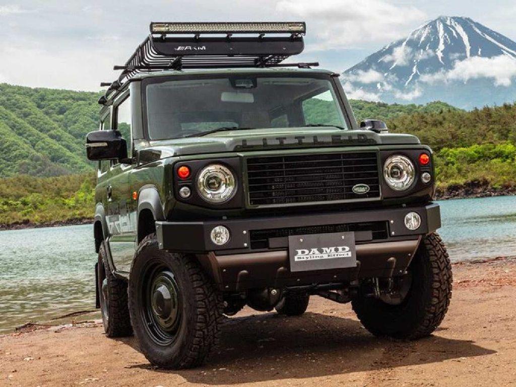 Suzuki Jimny Rasa Land Rover Defender