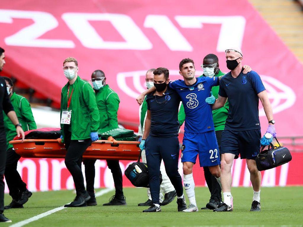 Chelsea Kalah, 3 Pemainnya Cedera