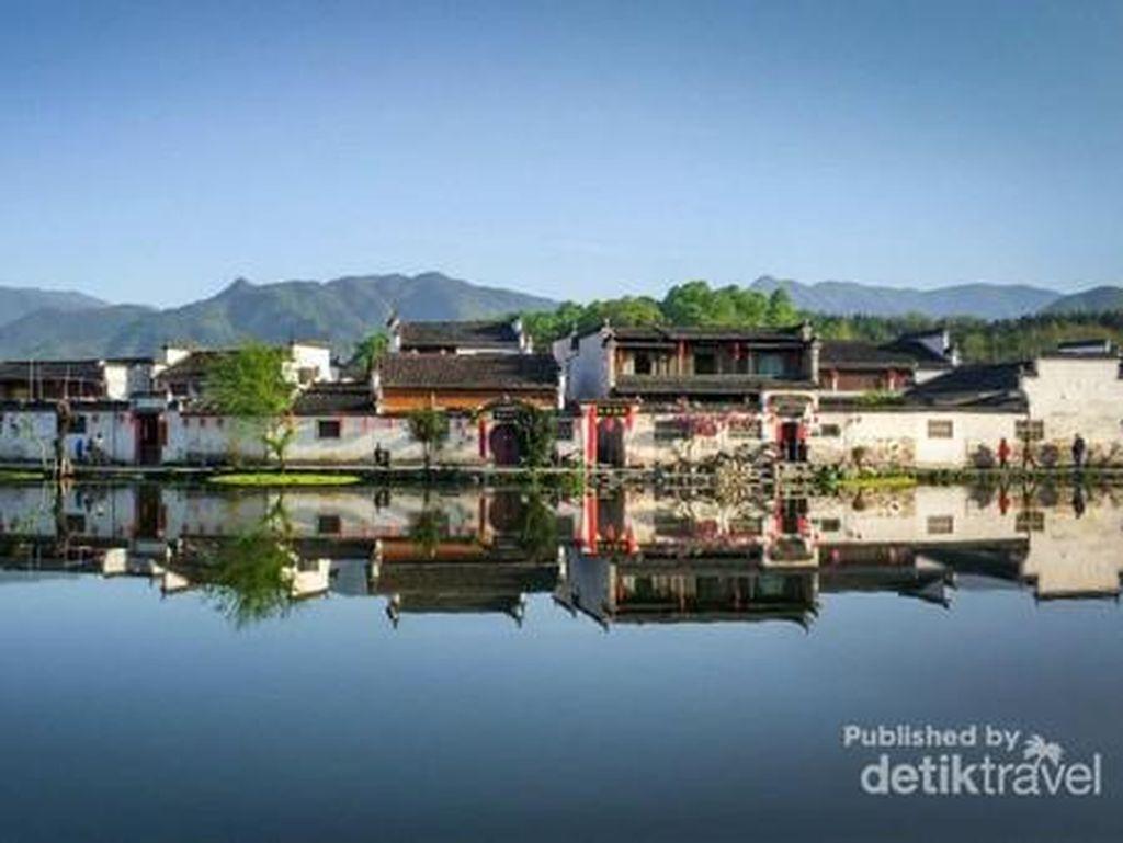 Sebuah Negeri Dongeng di Situs Warisan Dunia UNESCO