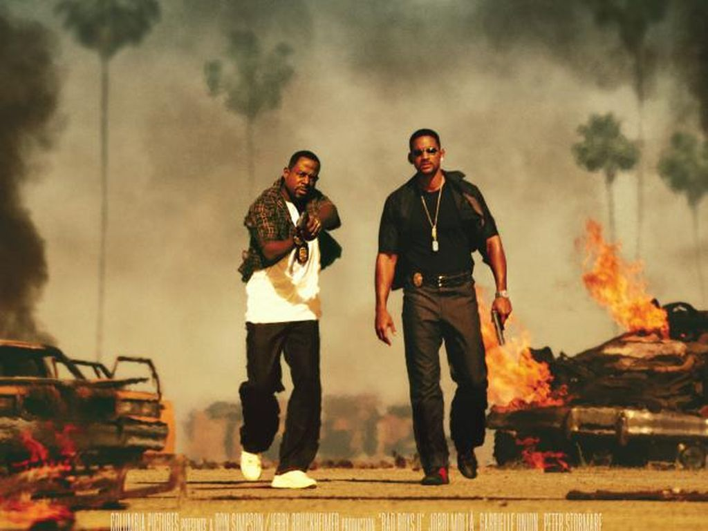 Sinopsis Bad Boys II, Will Smith dan Martin Lawrence Memburu Bandar Narkoba