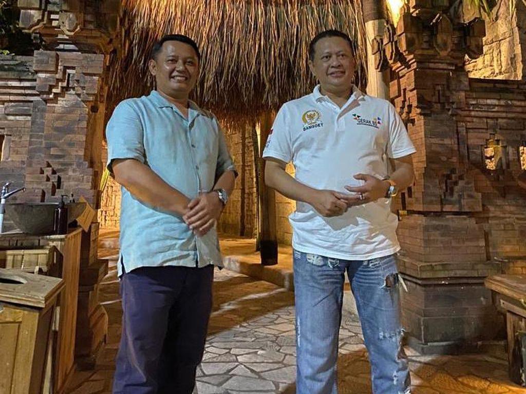 Ketua MPR Dorong Pelaku Usaha di Bali Digitalisasi Produk Dagangan