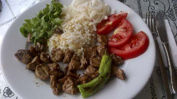 menu makanan Bayram Kavurmasi