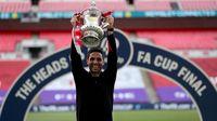 Tak Mainkan Oezil di Final Piala FA, Ini Jawaban Arteta