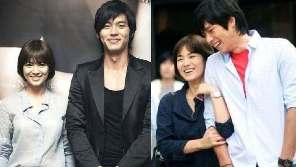 7 Flashback Momen Song Hye Kyo dan Hyun Bin saat Pacaran