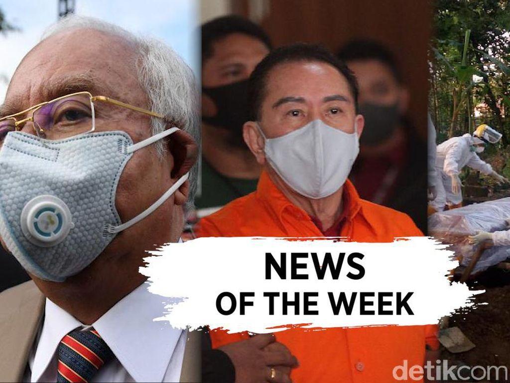 Terpopuler Sepekan: Djoko Tjandra Diciduk, Vonis 12 Tahun untuk Najib