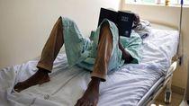 Corona di Afrika Selatan Mengganas, Rumah Sakit Penuh
