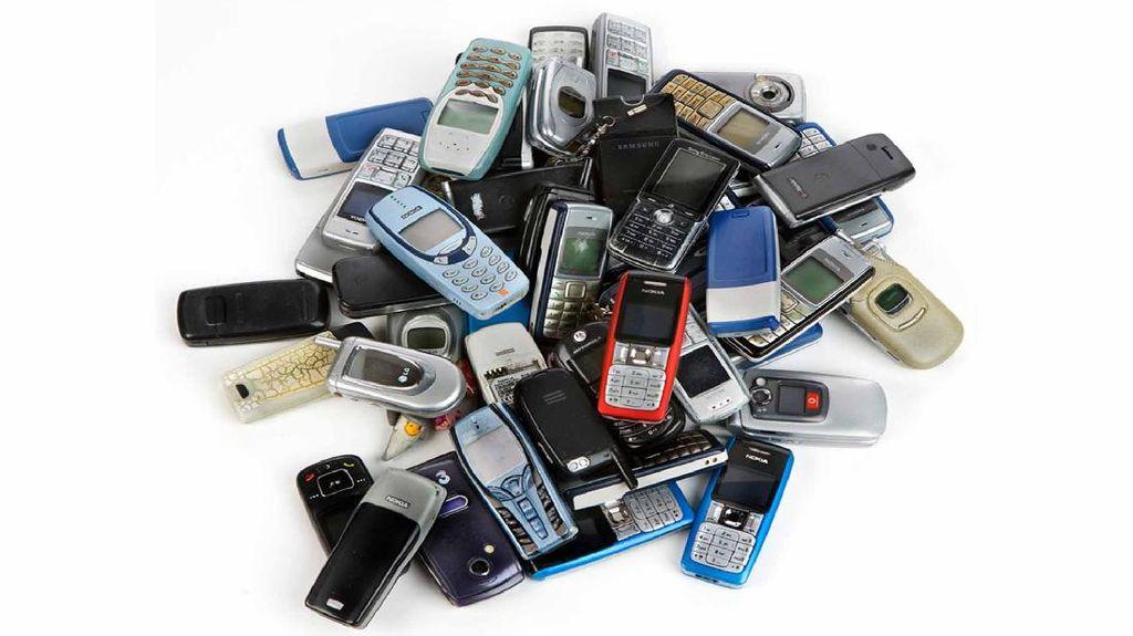 15 Ponsel Ikonik Sepanjang Masa, Pernah Pakai yang Mana?