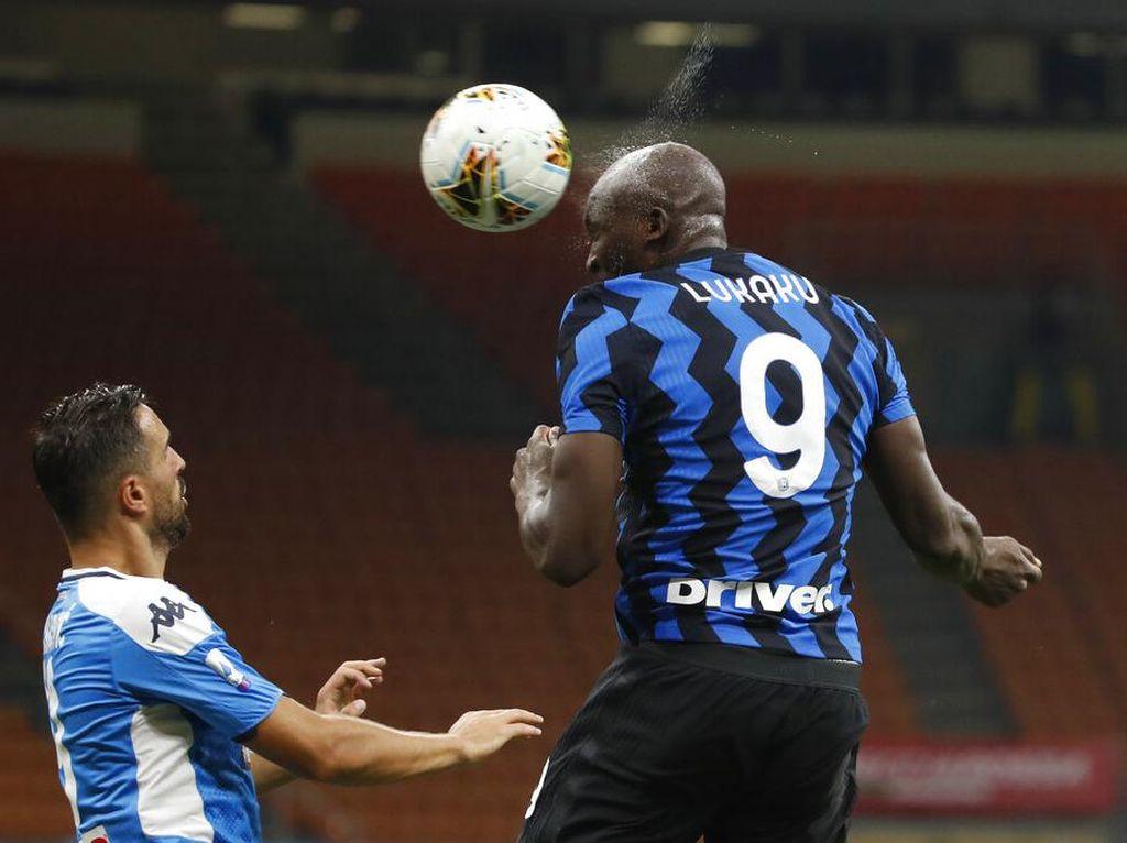 Inter dan Lukaku Sudah Bagus, Tinggal Lanjutkan Saja