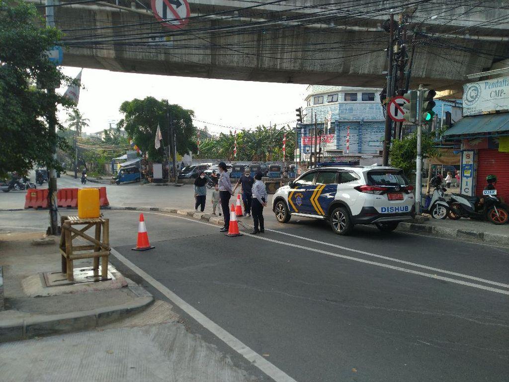 CFD di Jalan Cipete Raya Jaksel, Anak-anak Tak Dilarang Masuk Kawasan Olahraga