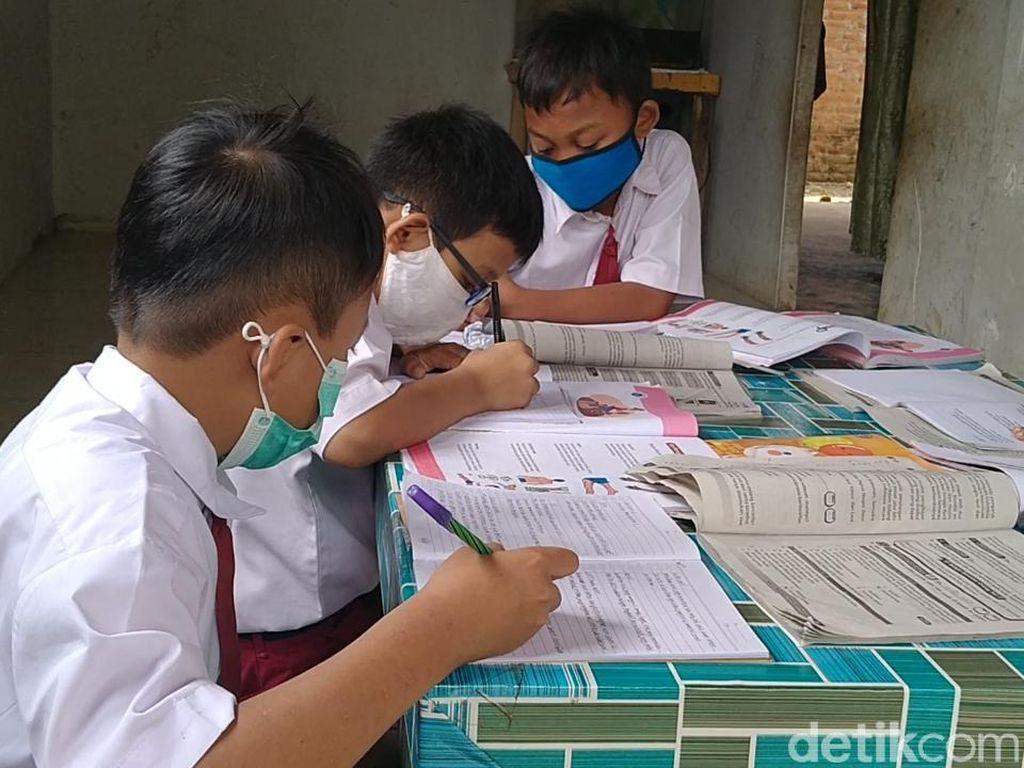 Evaluasi Proses Pembelajaran dari Rumah
