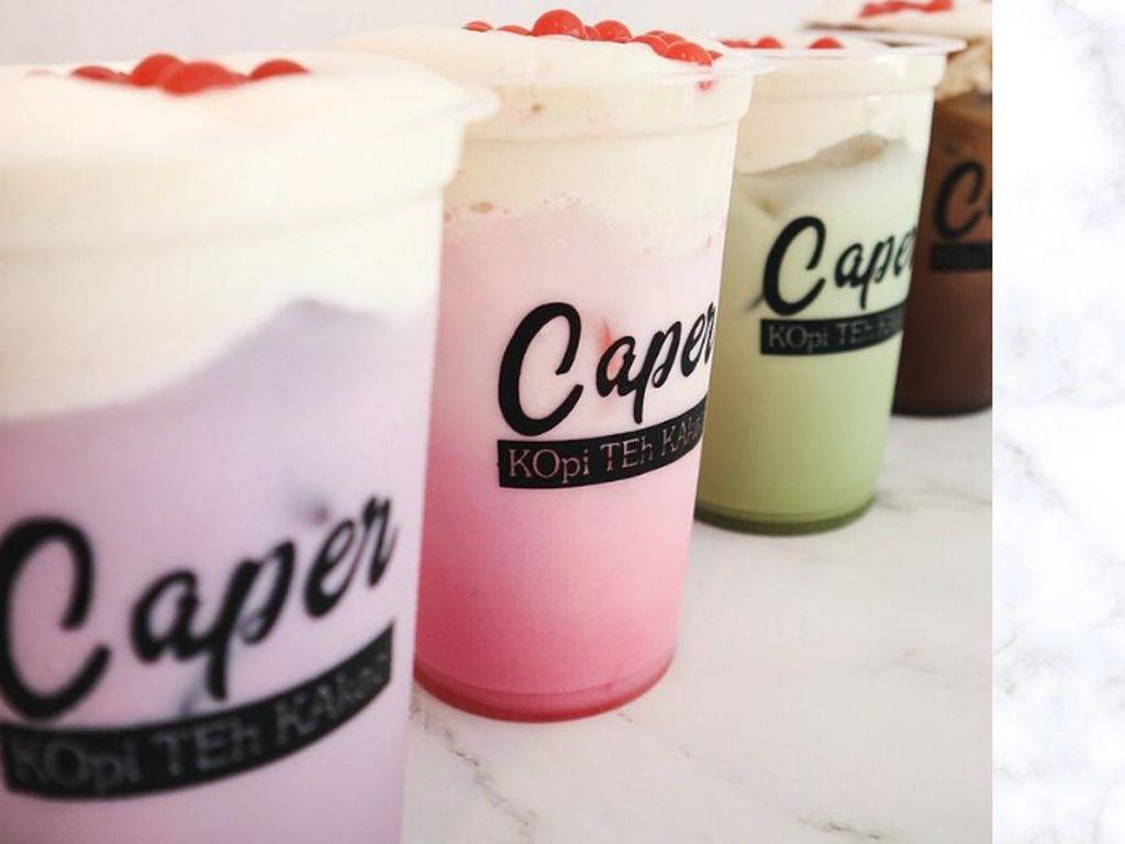 Cafe Anti Baper, Rasa Kelas Dunia Harga Kaki Lima