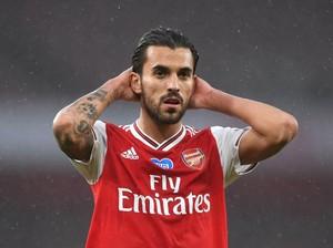 Masih Soal Dua Pemain Arsenal yang Baku Hantam