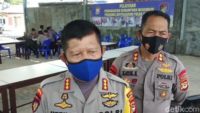 Direktur Ditpolair Polda Sulsel Kombes Hery Wiyanto (Hermawan-detikcom).