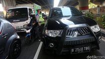 674 Mobil Ditindak di Hari Kedua Ganjil Genap di DKI