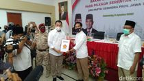 Kantongi Dukungan dari Gerindra, Gibran: Terima Kasih Pak Prabowo