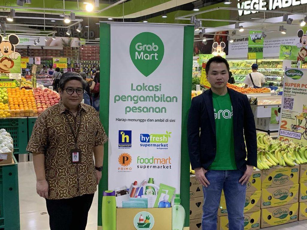 MPPA Gandeng Grab, Perluas Bisnis Via GrabMart