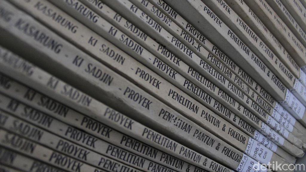 Ini Warisan Peninggalan Ajib Rosidi di Bandung