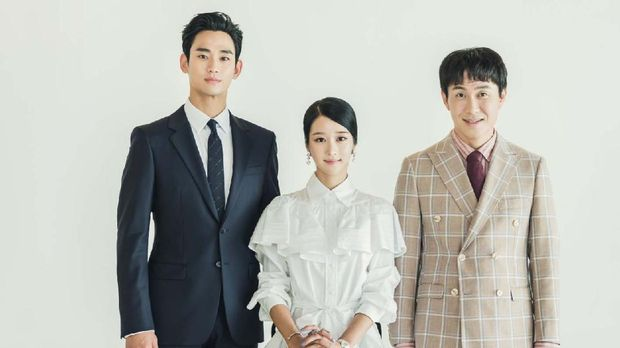 It's Okay to Not Be Okay dok: tvN