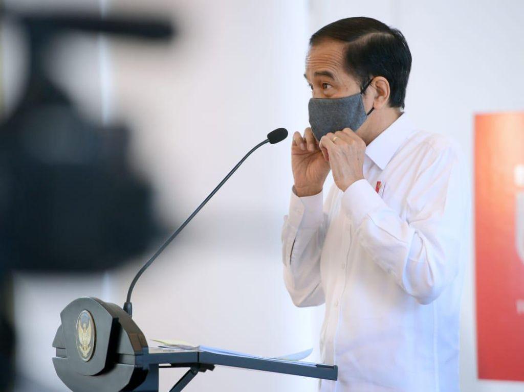 Jokowi Telepon Putra Mahkota Abu Dhabi, Jajaki Bikin Vaksin Corona