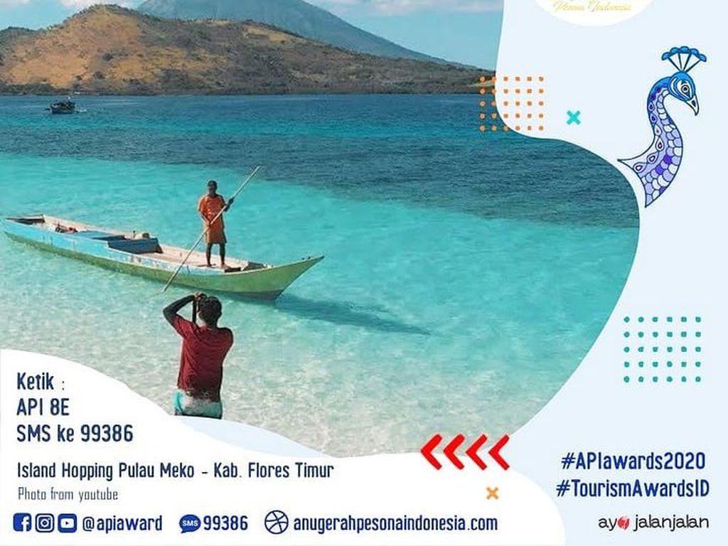 Travel Influencer Sewot Fotonya Diposting API Awards Tanpa Izin