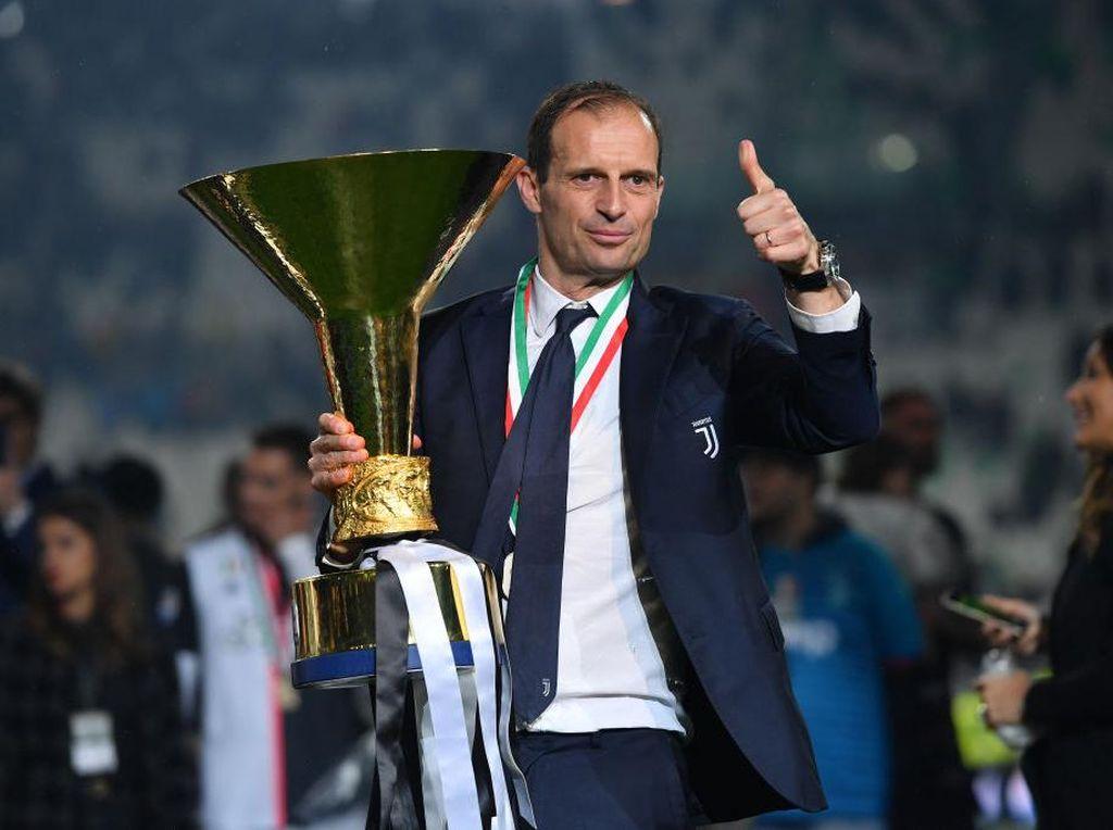 Lazio Dekati Max Allegri, Ada Apa dengan Simone Inzaghi?
