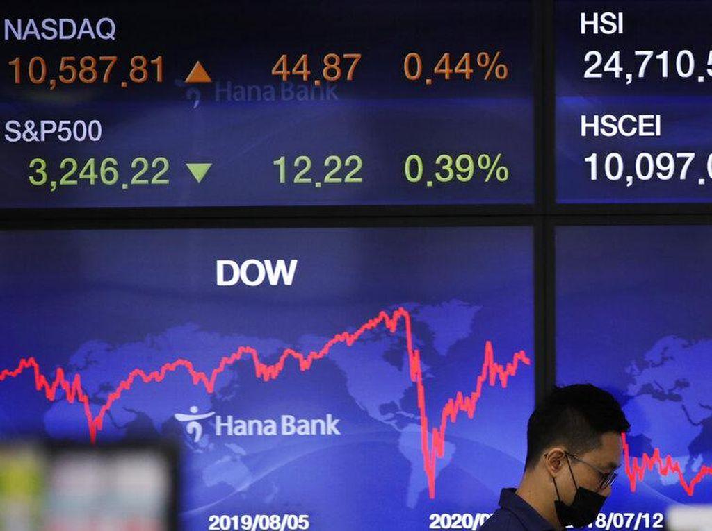 JPMorgan Peringatkan Ancaman Resesi Berkelanjutan di AS