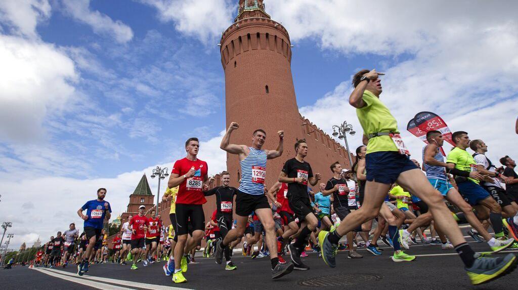 Melihat Lomba Maraton Rusia di Tengah Pandemi