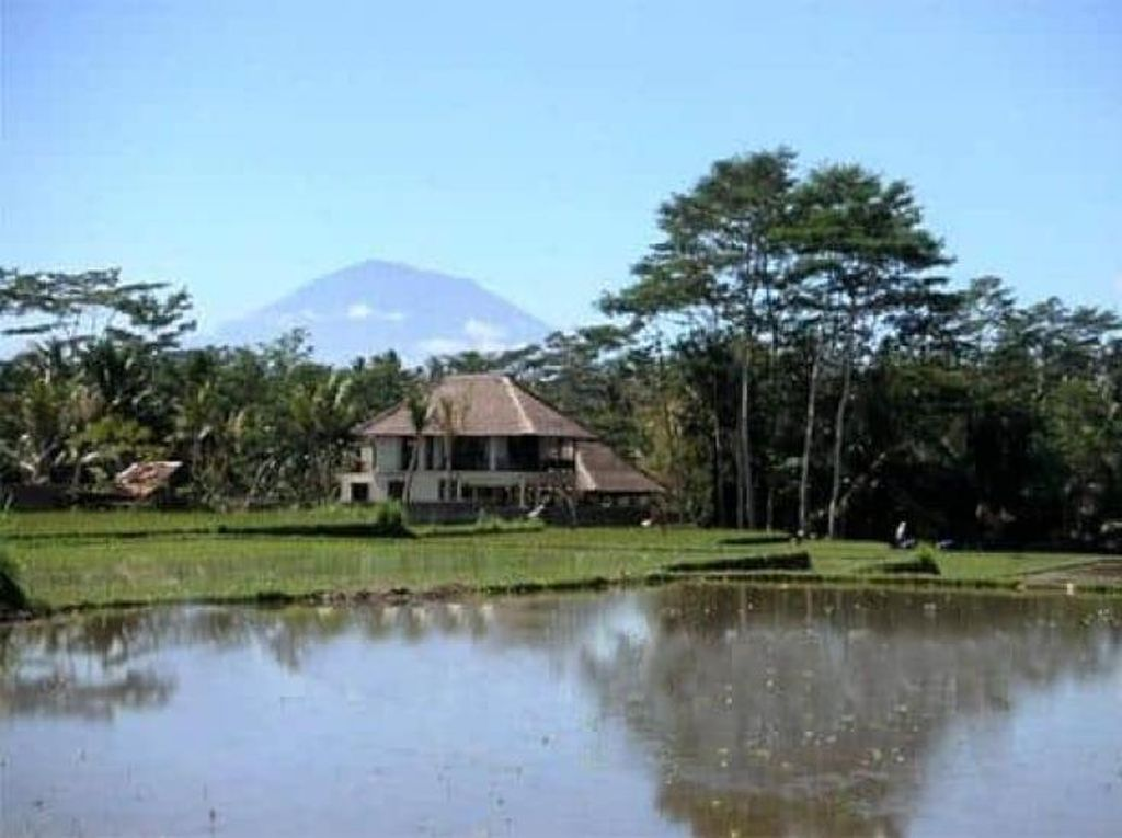 Gadis Indonesia Sewa Hotel Ubud Buat 3 Bulan!