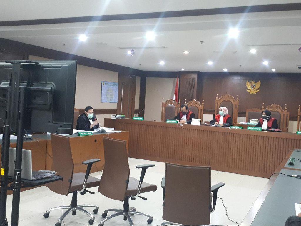 Eks Komisioner KPU Wahyu Setiawan Dituntut 8 Tahun Penjara