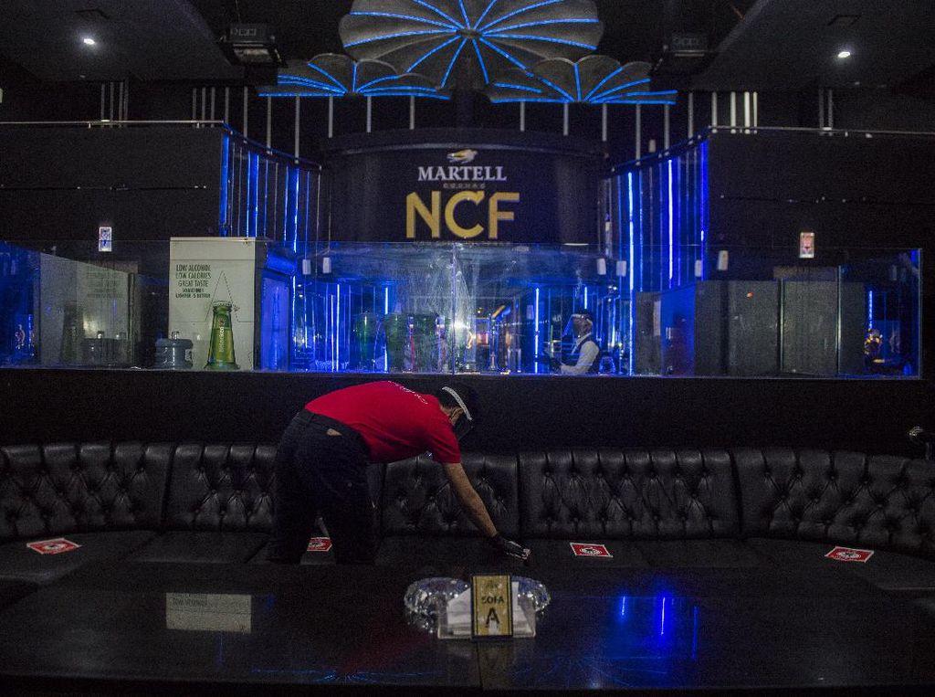 Bandung Zona Merah, Tak Ada Pengetatan Diskotek dan Klub Malam