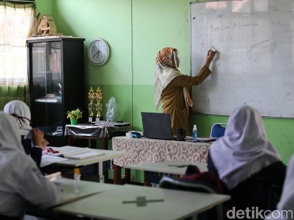 Sekolah di Zona Hijau Buka, FAGI Jabar Minta Guru-Siswa Rapid Test