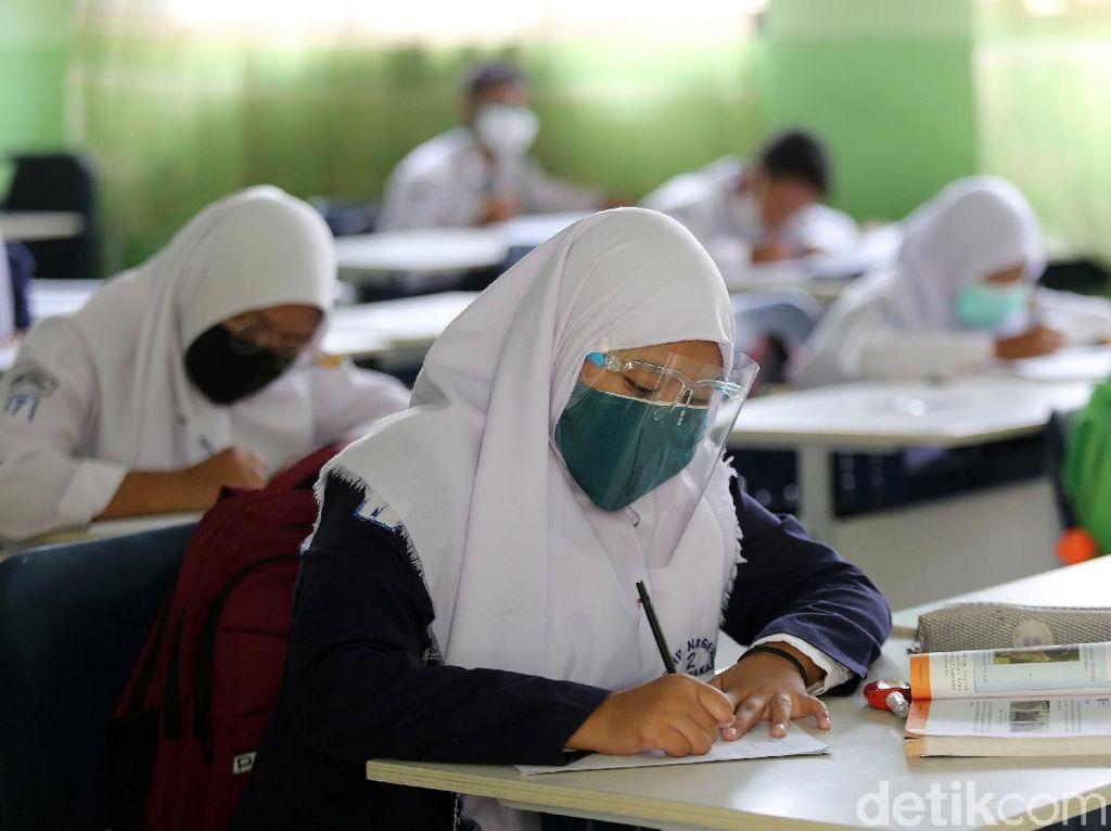 SMA-SMK Sulsel Belum Sekolah Tatap Muka, Disdik Tunggu Izin Gubernur