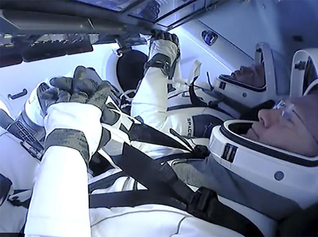 Astronaut NASA Pulang, Wisata Luar Angkasa Kian Nyata