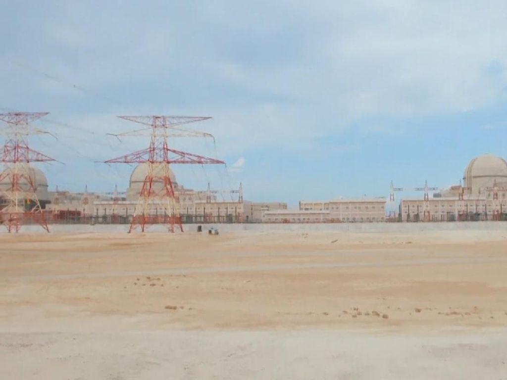 Mengintip Pembangkit Listrik Tenaga Nuklir Pertama di Arab