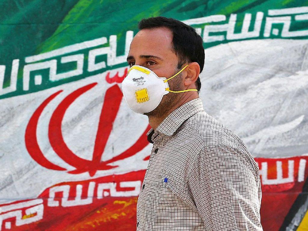 Iran Catat 60 Ribu Kasus Kematian COVID, 8 Meninggal Positif Varian Baru