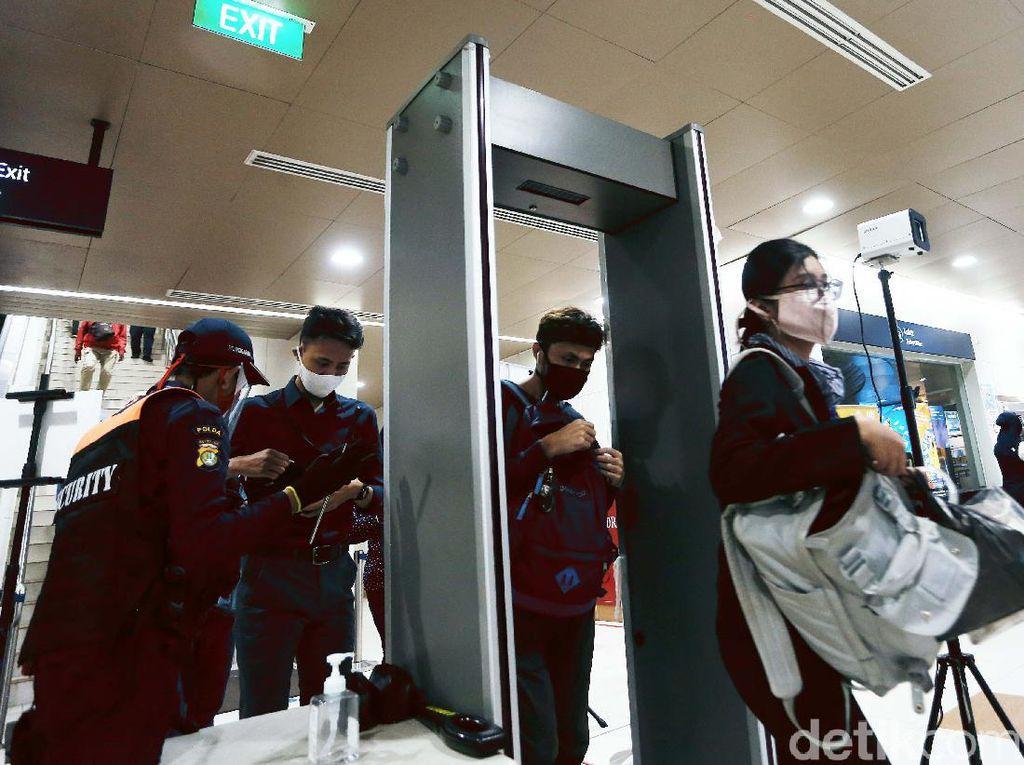 Jakarta Dikepung Banjir, Operasional MRT Tetap Normal