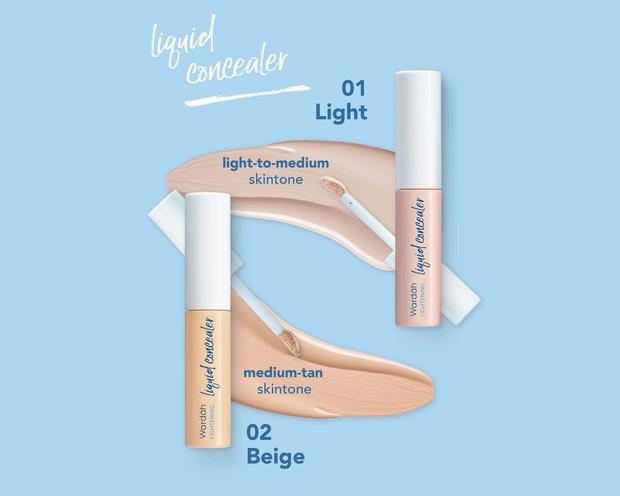 Kesan minimalis sangat ditonjolkan pada produk ini dengan dukungan warna nude dan putih